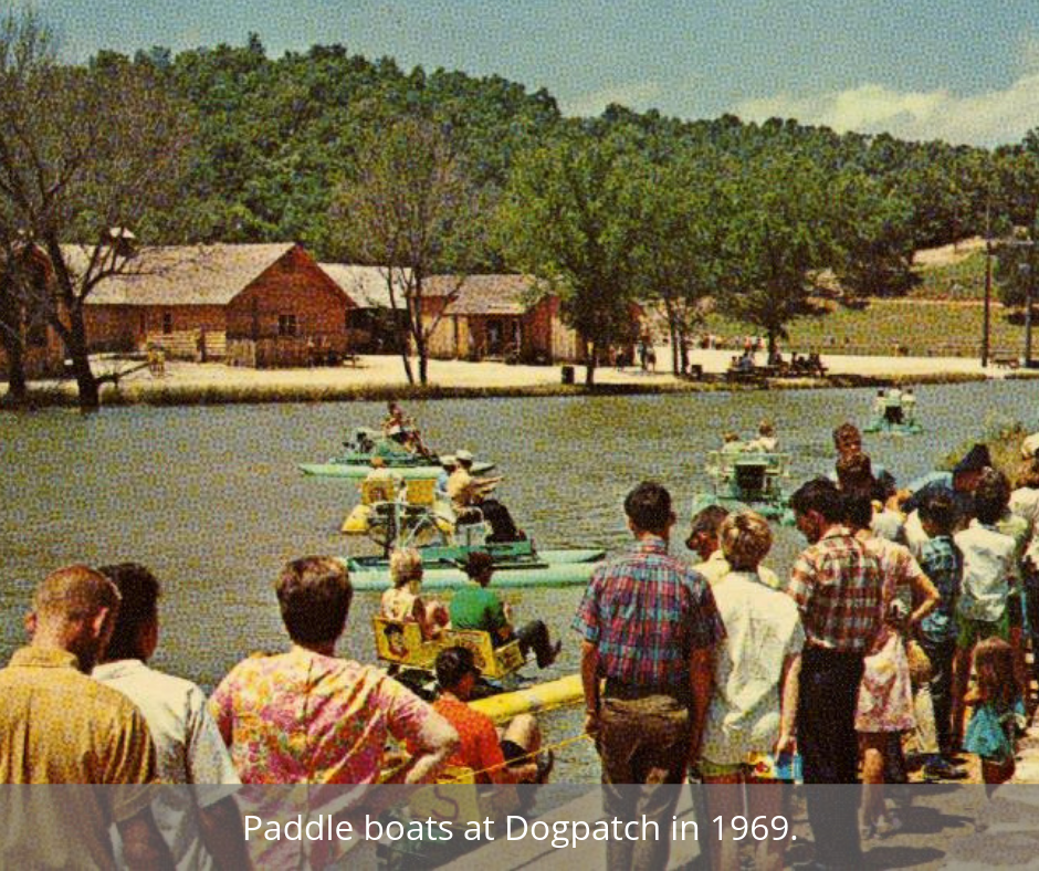 PHOTOS: 50 years after Dogpatch USA's first full season, theme park on