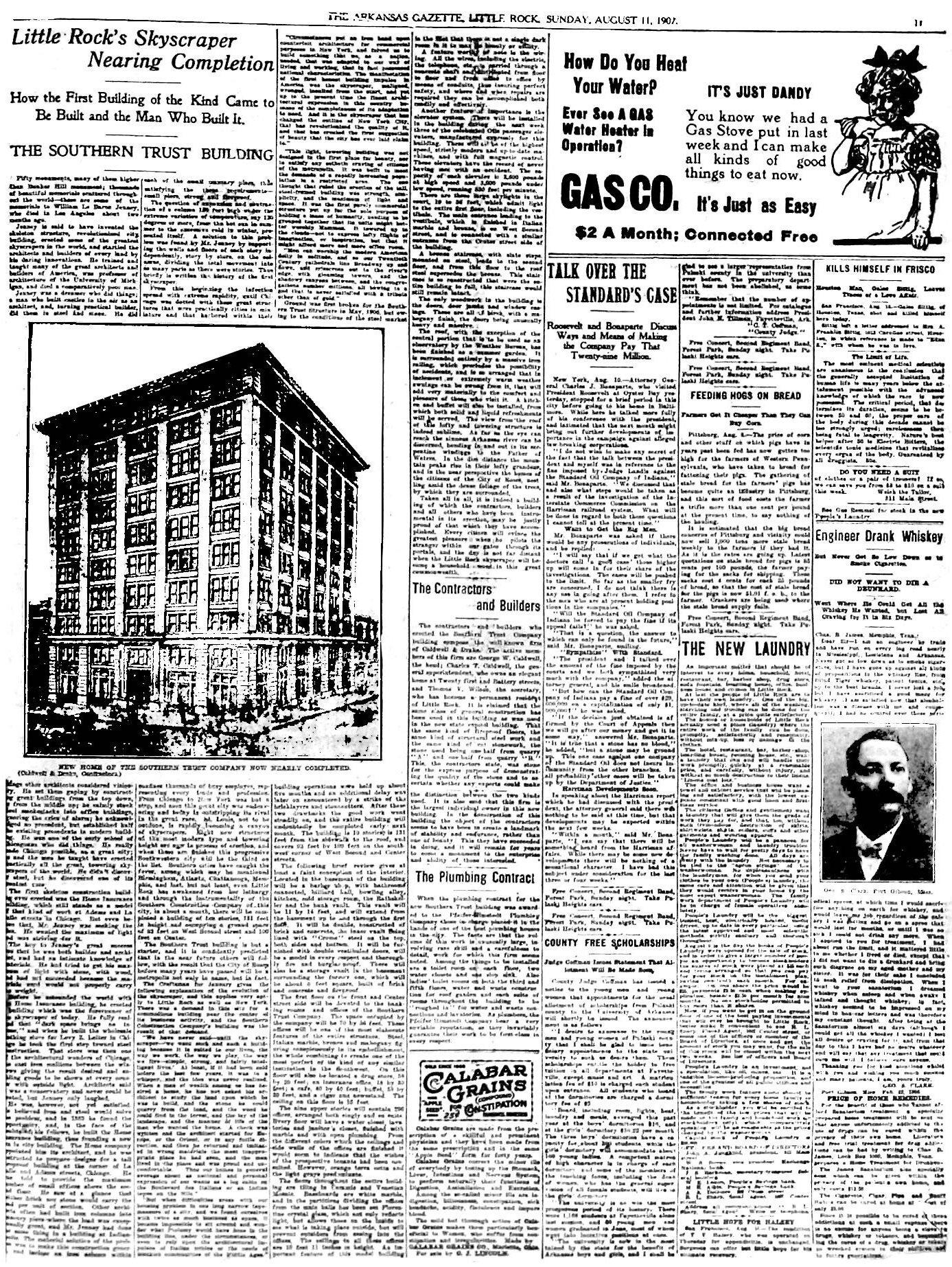 Celebrating 200 years: 1907