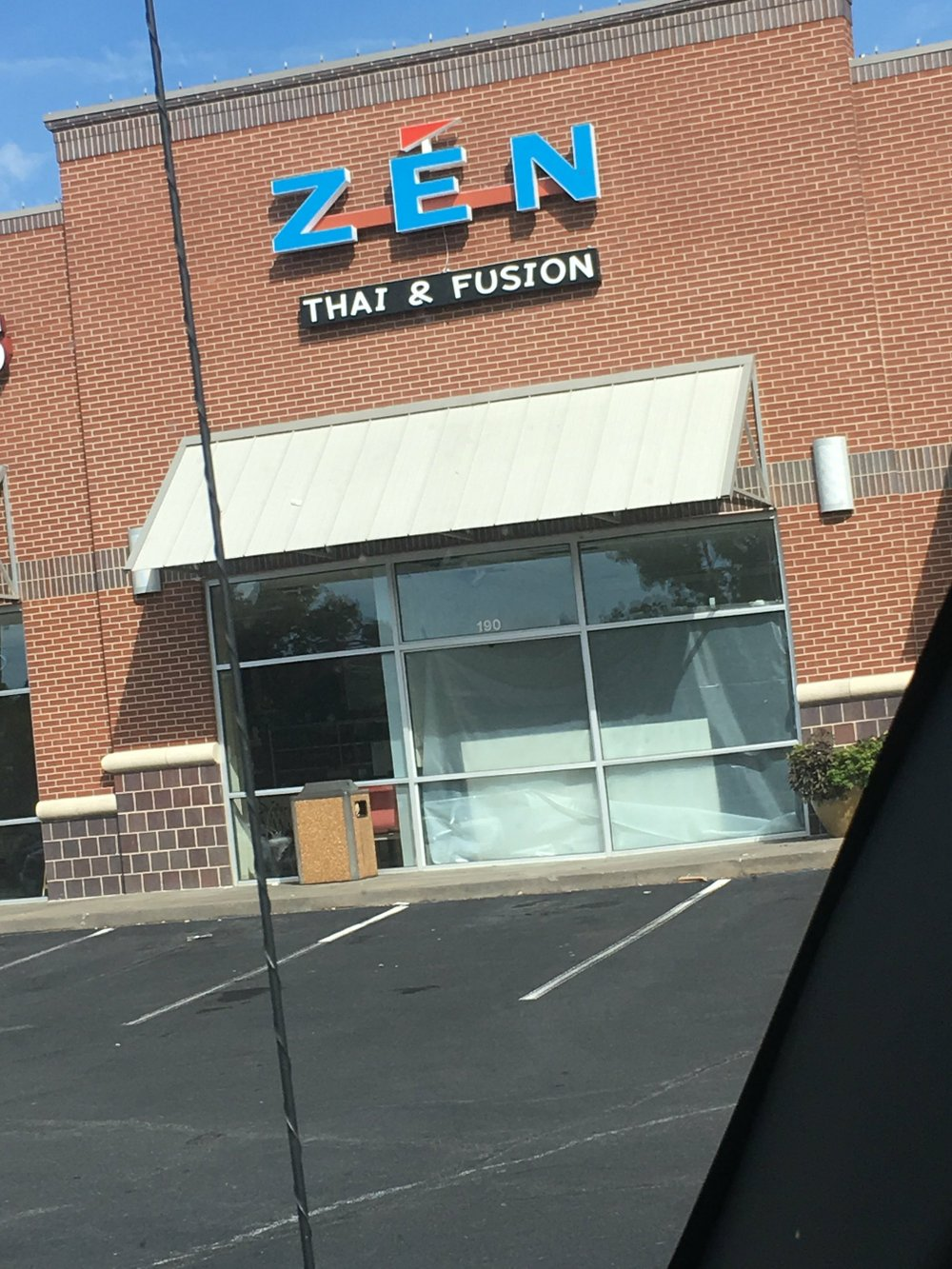 Zen Thai & Fusion, 14810 Cantrell Road, has closed after only six months. Democrat-Gazette file photo
