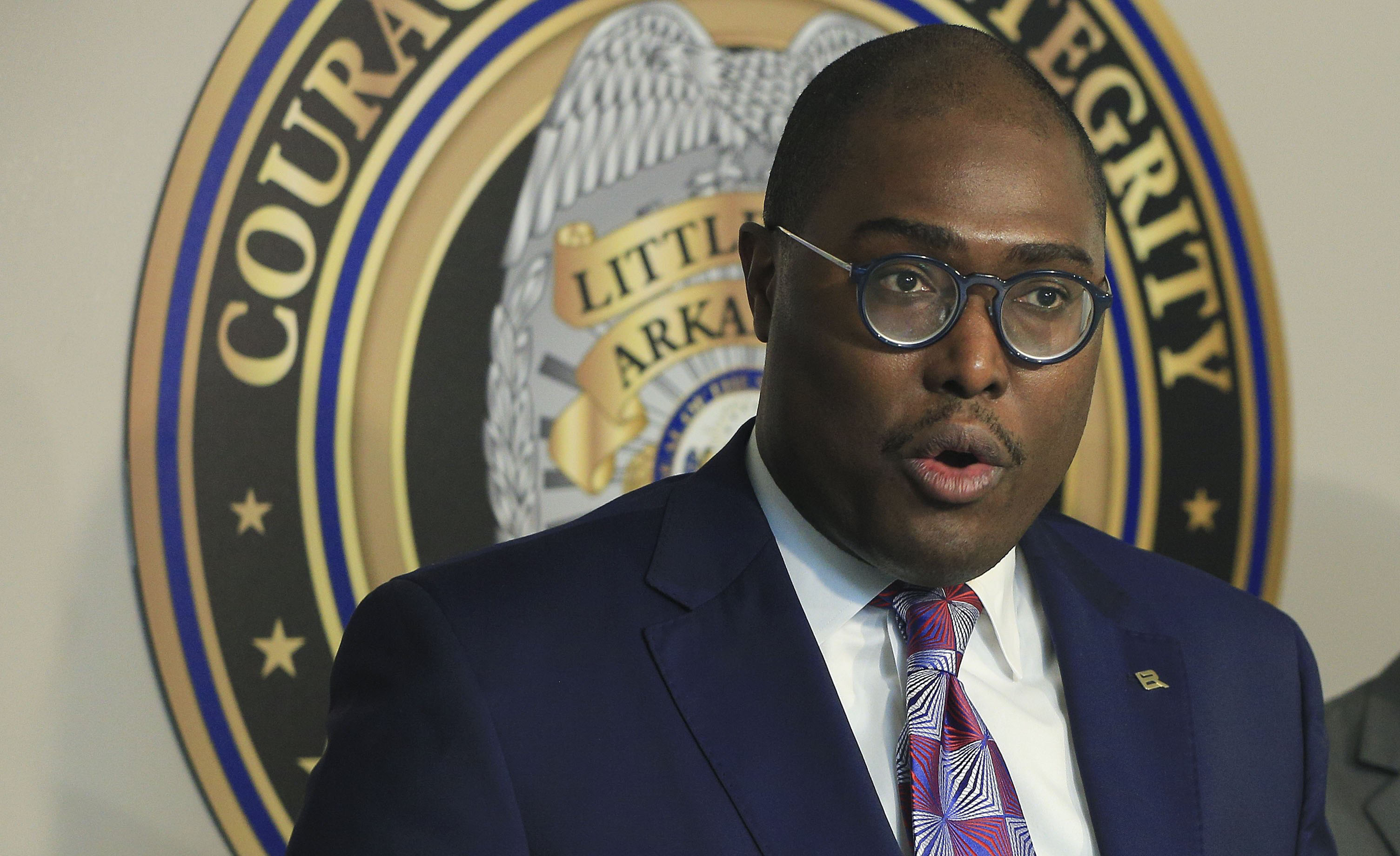 Little Rock's 2020 budget needs public input, time, mayor says