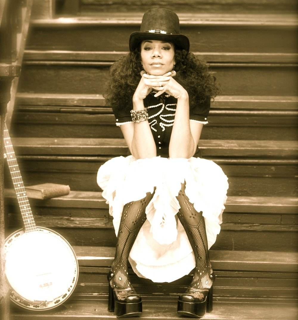 Singer-songwriter Martha Redbone brings her one-woman show, The Martha Redbone Roots Project: The Garden of Love-Songs of William Blake, to the University of Arkansas' Jim and Joyce Faulkner Performing Arts Center Nov. 19.