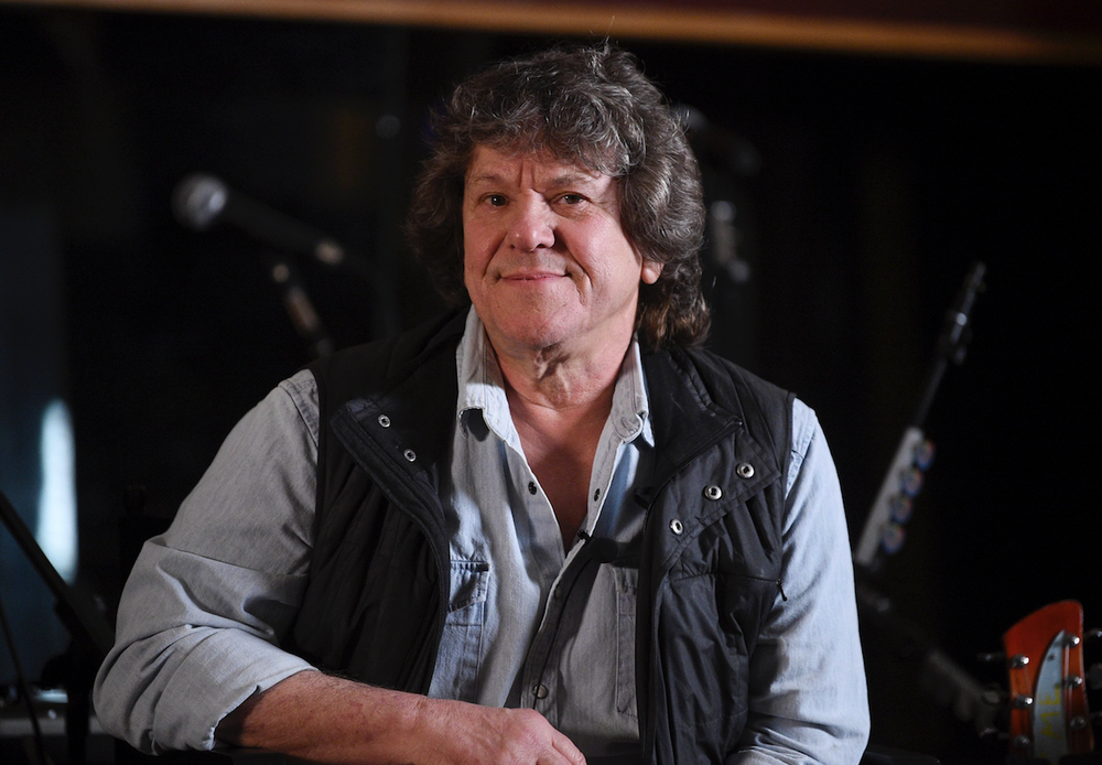 Michael Lang is the co-founder of the now-canceled Woodstock 50 concert. (AP)