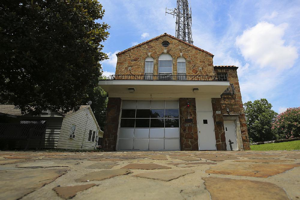 North Little Rock backs grant, match to repair '38 fire station