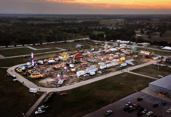 After investigation, still unclear why roller coaster derailed at county fair in Arkansas