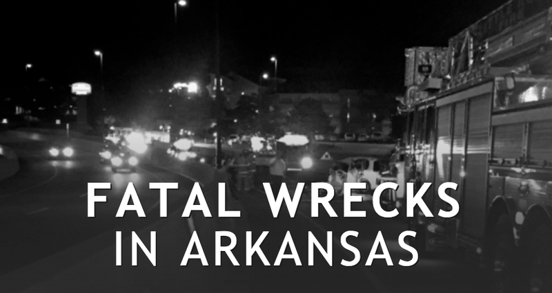 Pedestrian Fatally Struck While Crossing South Arkansas