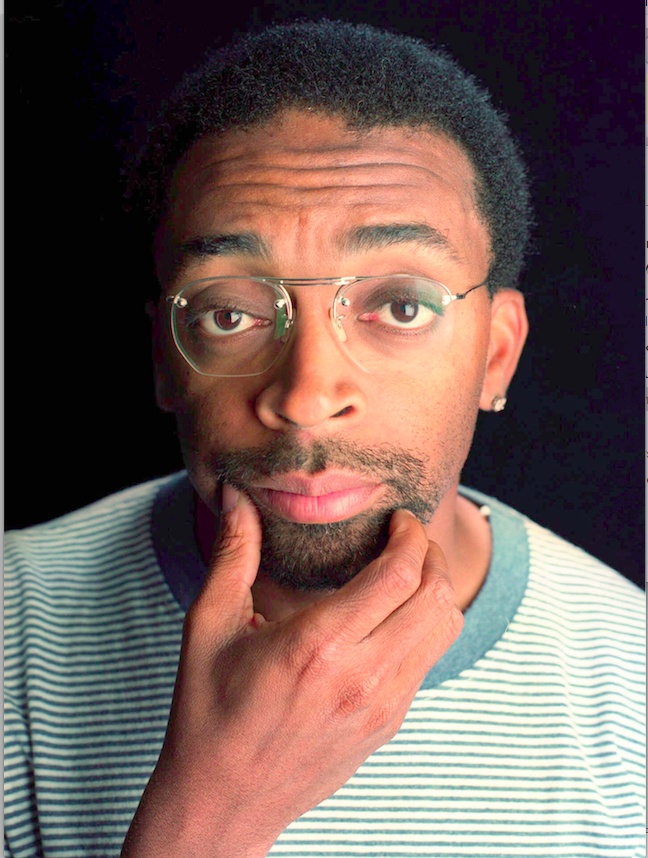 "Spike Lee, from a 2000 photo session for ""Bamboozled"" (AP)"