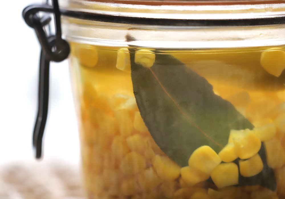 Quick Pickled Corn Photo by John Sykes Jr.