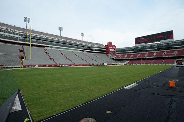 UA pushing hard to get fans back to stadium