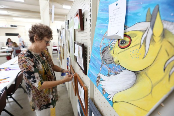 PHOTO GALLERY: Washington County fair judging, NWACC open house and more