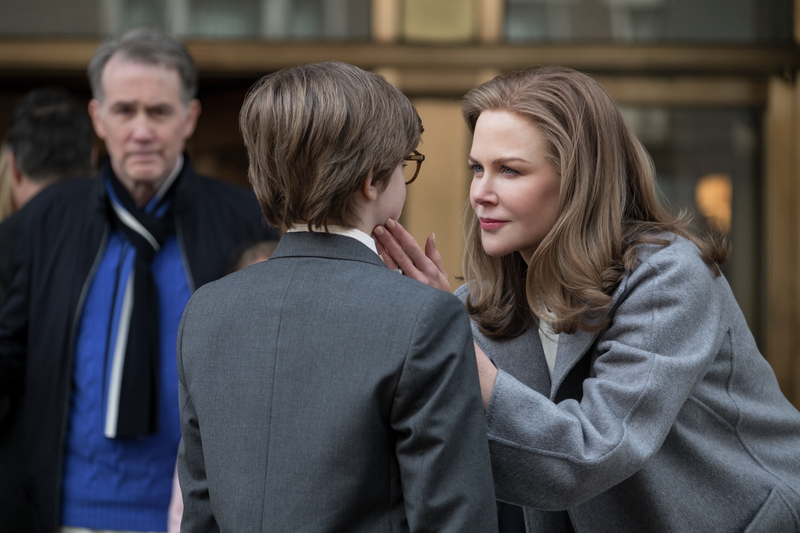 """Oakes Fegley (center) and Nicole Kidman in """"The Goldfinch."""" (Warner Bros. Pictures/Amazon Studios_"""