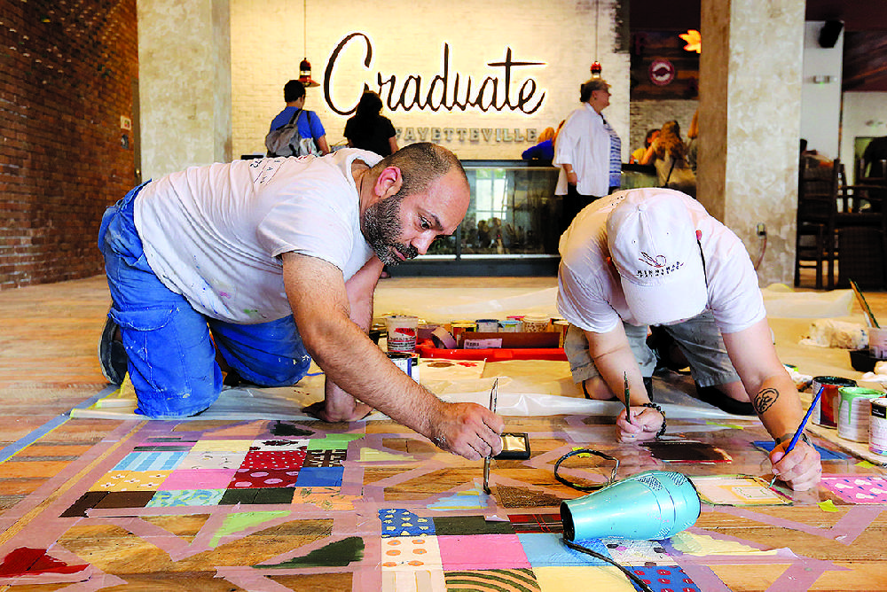 Graduate Hotel on track to open