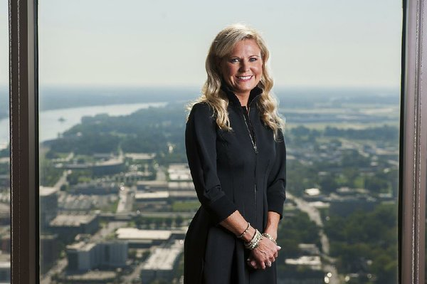 HIGH PROFILE: Entergy Arkansas CEO Laura Landreaux's success comes from life of hard work, resilience through tragedies