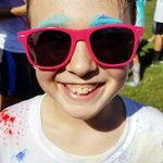 Fourth annual Cyclone Color Run, Russellville