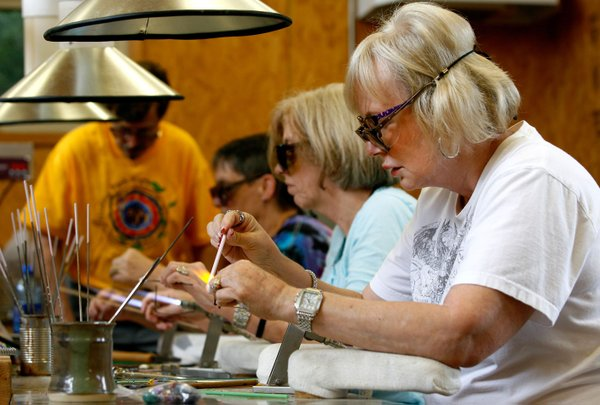 Lifelong Learning: Fall classes teach everything from art to sewing