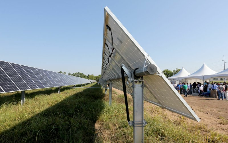 Arkansas Public Service Commission asked to quickly clarify solar ...