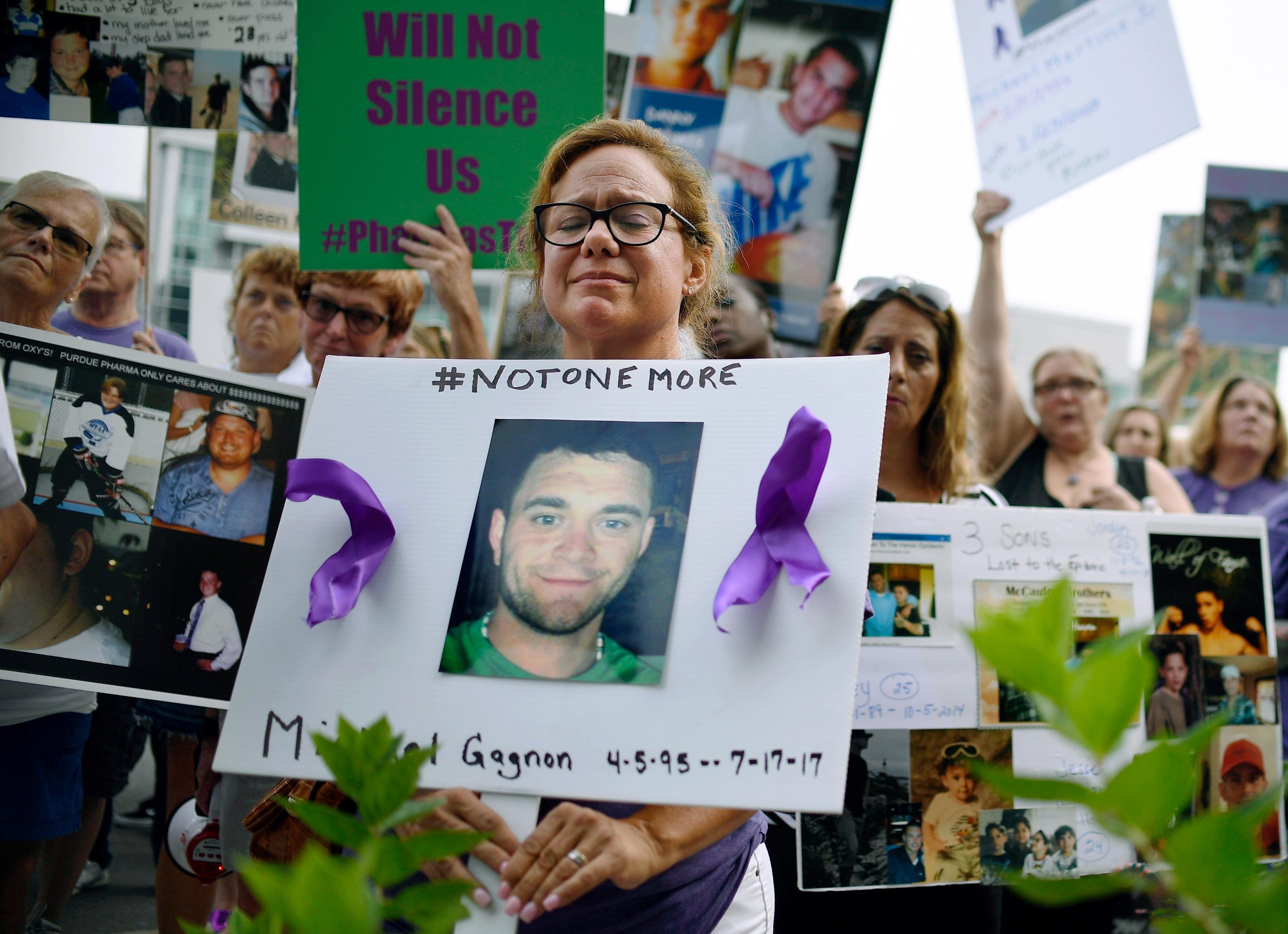 Attorneys general: Opioid settlement talks with Purdue fail