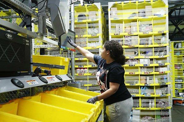 Amazon seeking 30,000 workers – Business Breaking News