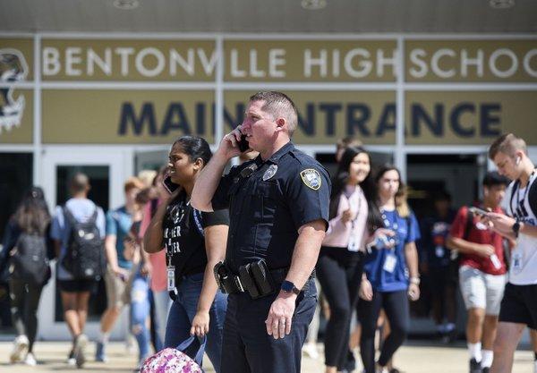 Northwest Arkansas districts beefing up security in schools