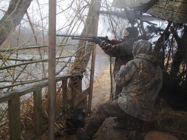 Hunters help with waterfowl survey