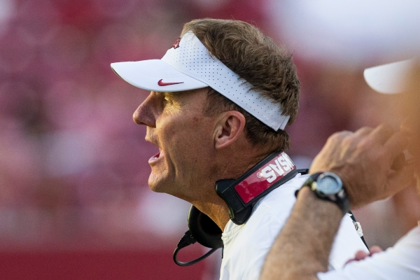 Chad Morris on SEC Teleconference - Week 4