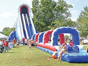 76th annual White River Water Carnival, Batesville