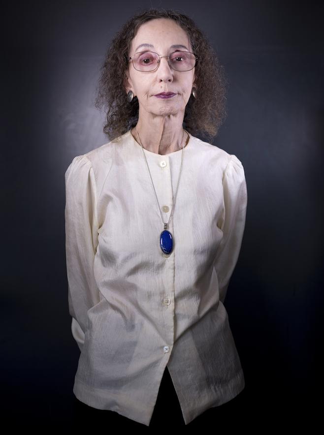 Joyce Carol Oates (AP)
