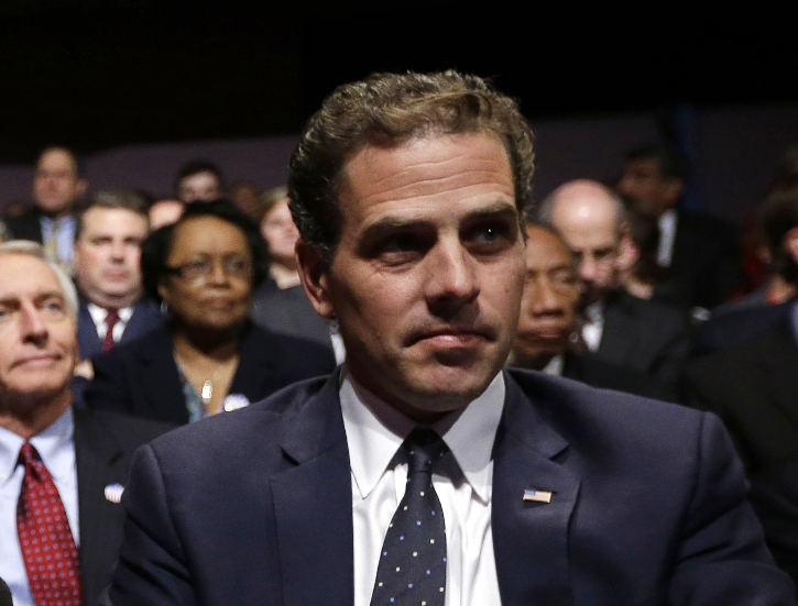 Arkansas paternity-suit service argument loses steam; Biden's son seen as likely to drop it