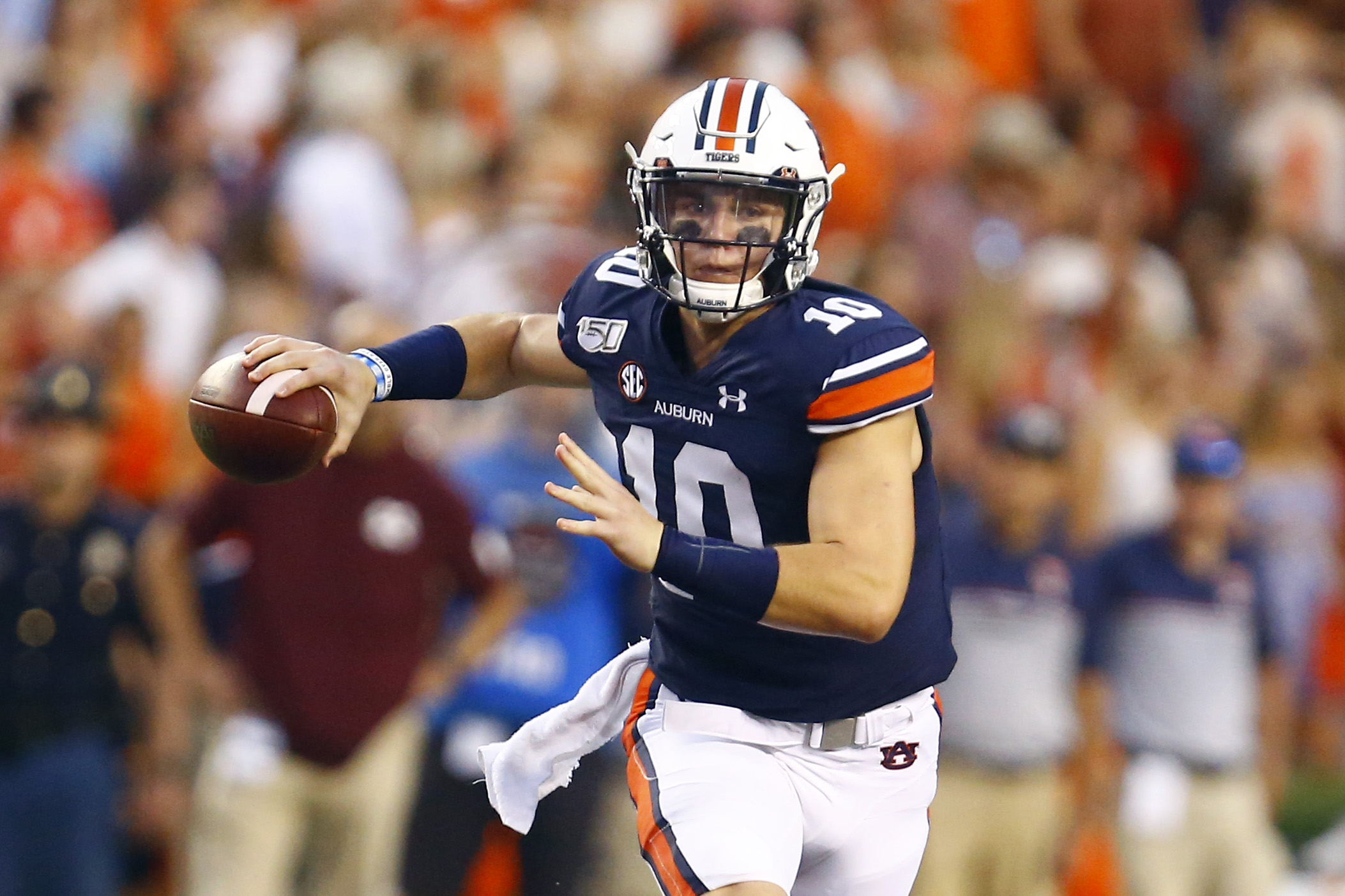 Auburn rests up for Hogs