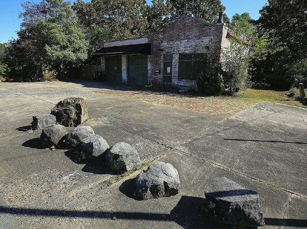 Faubus' residence, 9 sites in state added to National Register