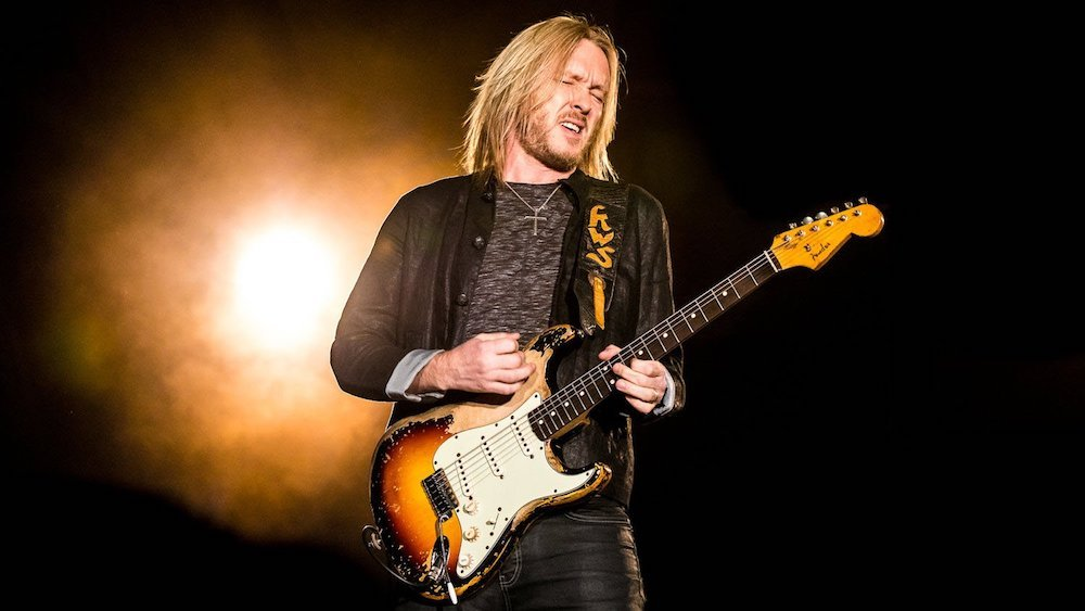 Guitar hero Kenny Wayne Shepherd will close out the King Biscuit Blues Festival with a headlining set on Saturday. Courtesy King Biscuit Blues Festival
