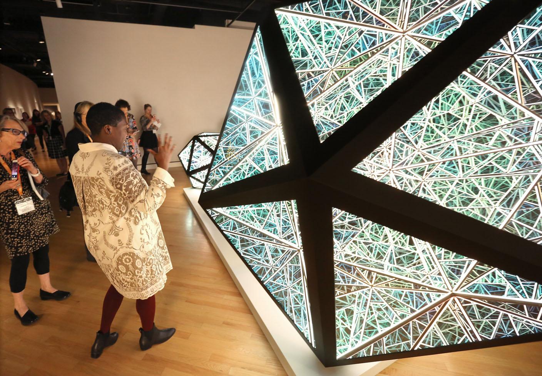 Crystal Bridges explores namesake in new exhibit in Bentonville