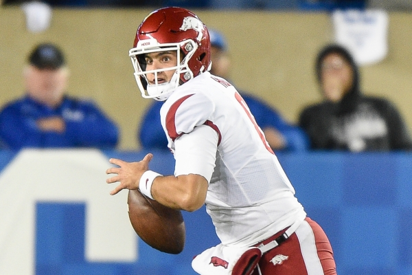 Hogs keep searching for right QB formula