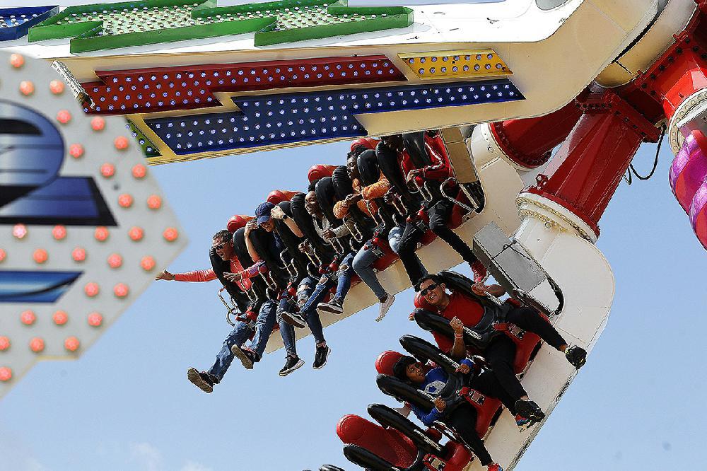 Arkansas State Fair nears all-time high in attendance