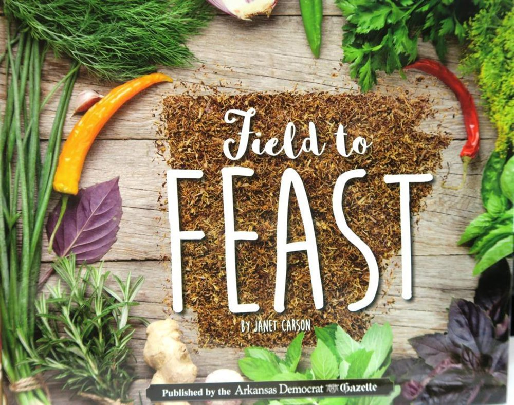 Field to Feast by Janet Carson