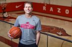 Eric Musselman, Arkansas head coach, poses for a photo Thursday, Oct. 3, 2019, at the Arkansas Basketball Performance Center in Fayetteville.
