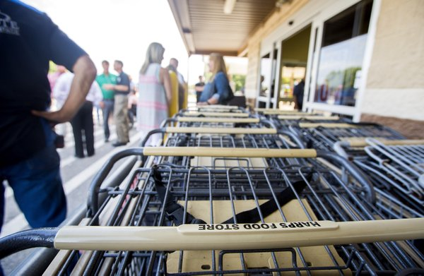 Harps launches grocery pickup service