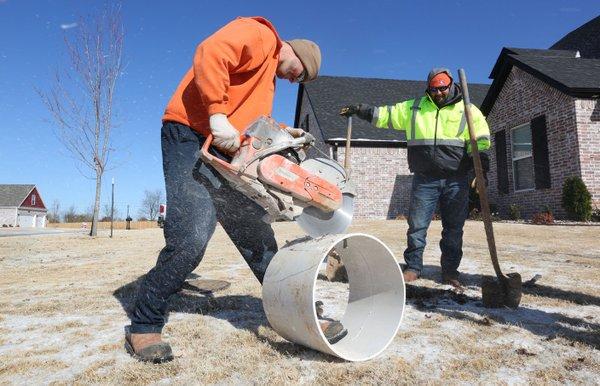 Springdale council approves raise in water, sewer rates - Northwest Arkansas Democrat-Gazette