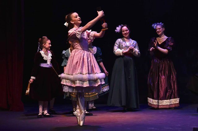 Arkansas Festival Ballet previews its production of Peter Ilich Tchaikovsky's The Nutcracker at brunch Saturday at South on Main in Little Rock.