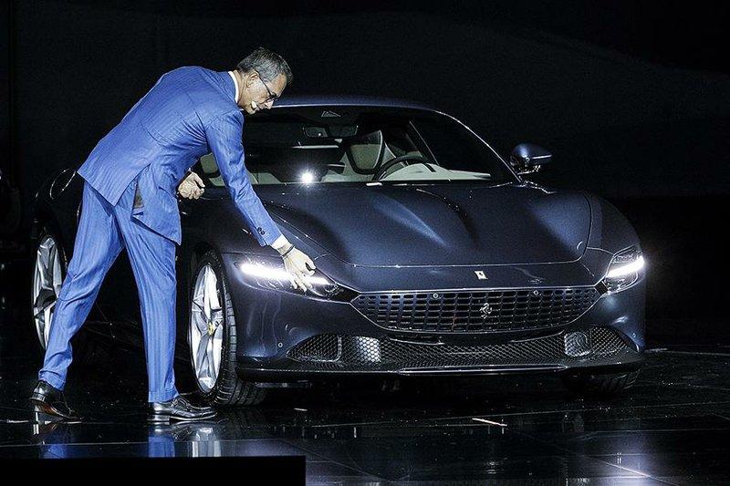Ferrari targeting the sports,car leery