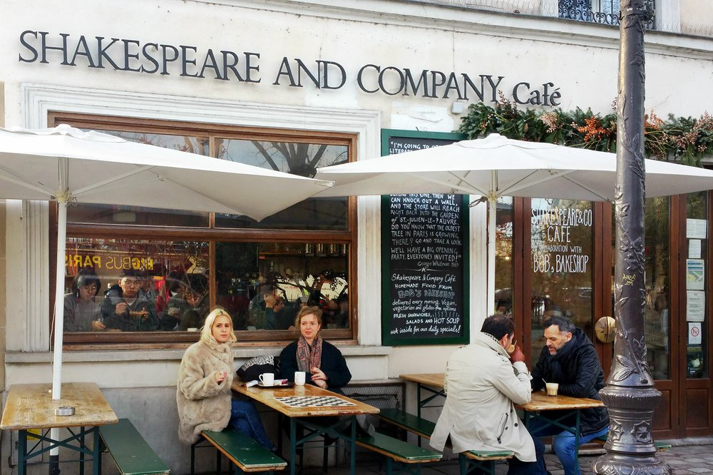 Travelers who visit Paris in winter get to experience a less congested, more European Europe. (Photo by Sarah Hundacker via Rick Steves' Europe)
