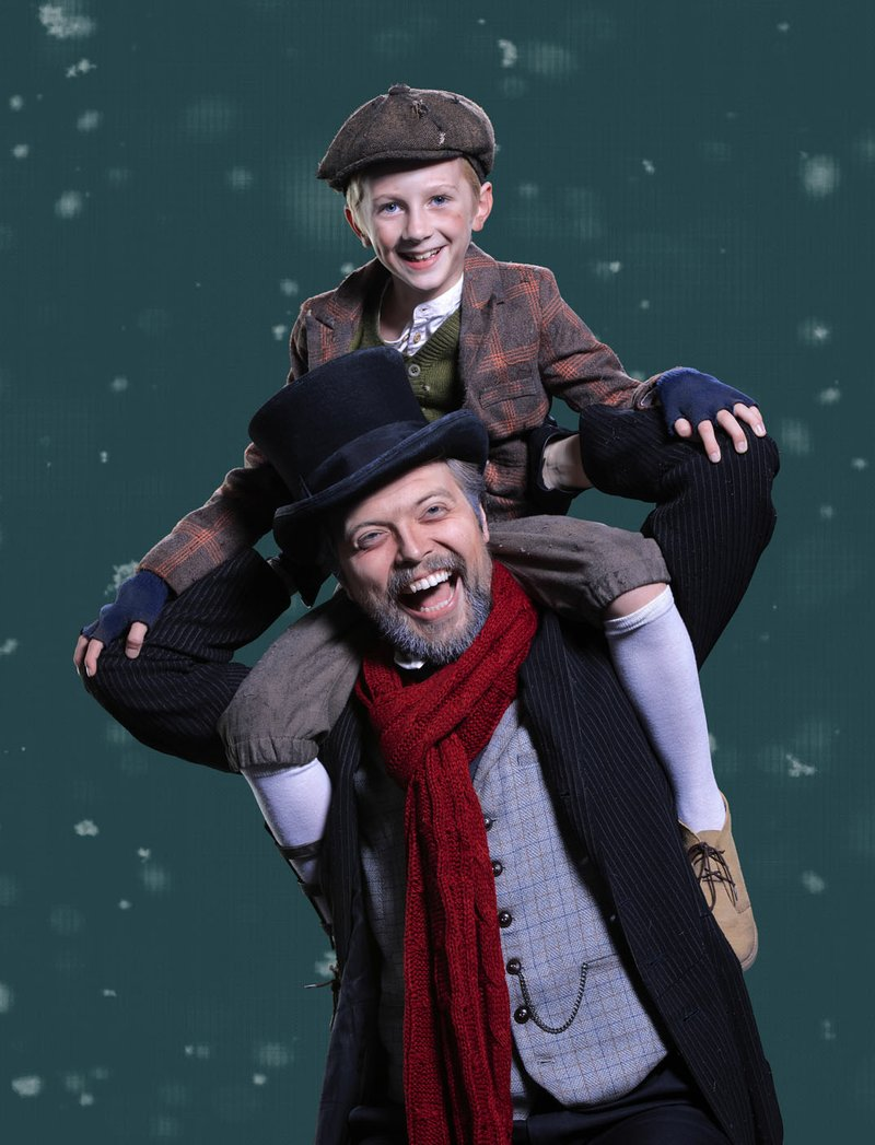 Drawn To Dickens: T2 creates new world for classic Christmas tale