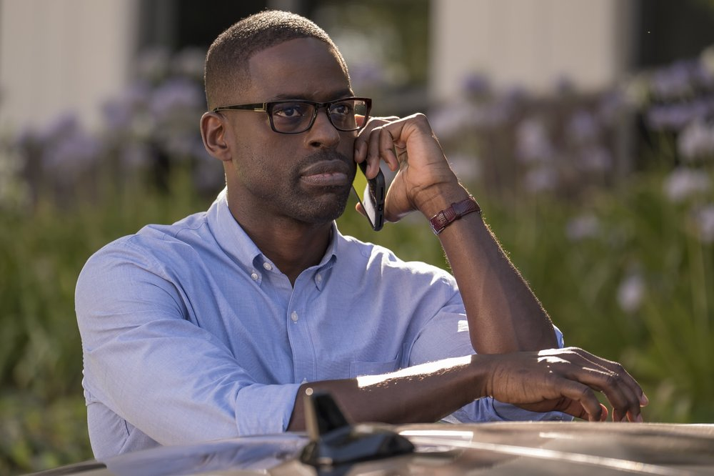 Sterling K. Brown plays Randall on the hit TV show This Is Us, a weekly emotional roller coaster that leaves fans either giddy or in tears. (Photo by Ron Batzdorff via NBC)