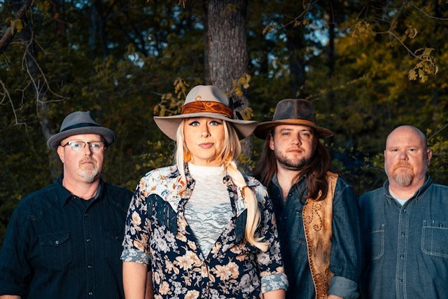 Heather Linn & the Deacons play Saturday at The Big Chill in Hot Springs.