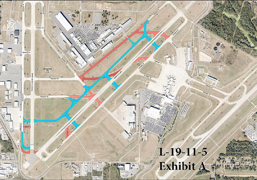 $60M Little Rock airport project set to take off