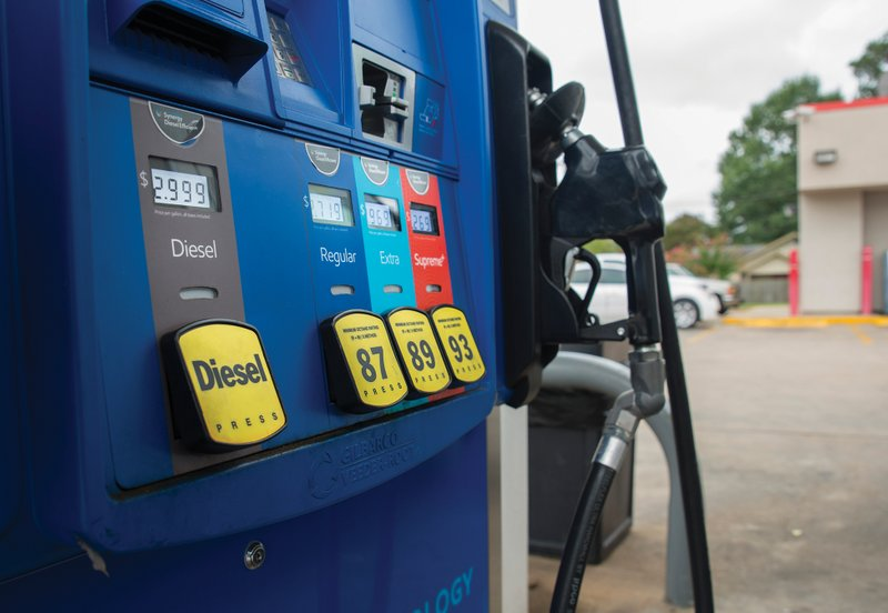 Gas Prices In Arkansas >> State Gas Prices Up Slightly Following Thanksgiving