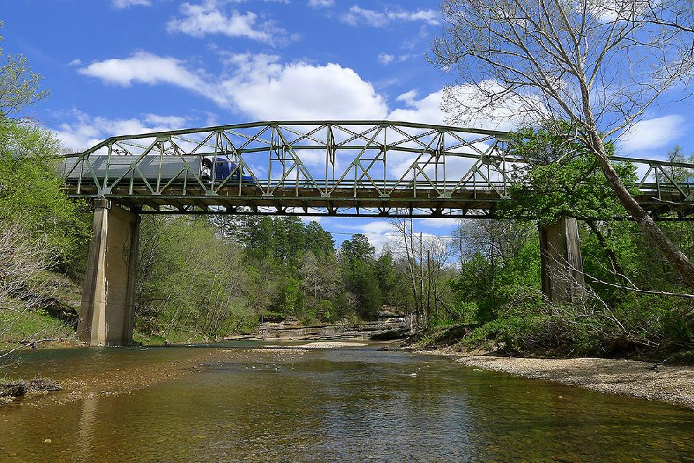 Arkansas bridge falling victim to age, upkeep costs