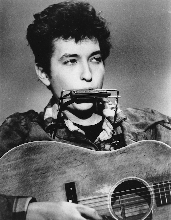 "Bob Dylan released ""The Freewheelin' Bob Dylan"" in 1963.