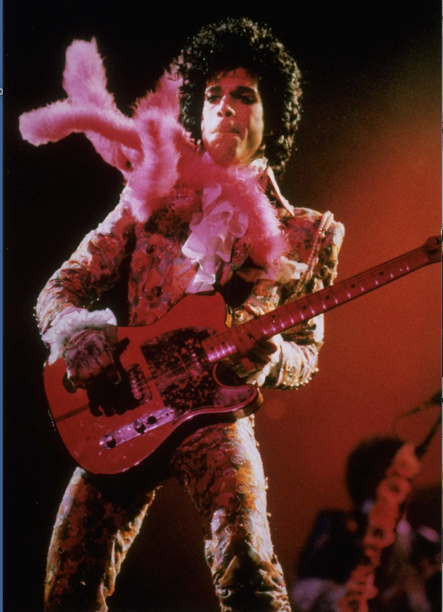 Prince performed in Houston in 1985, a year after Purple Rain made him a superstar.