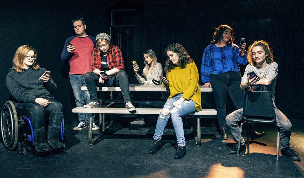 Good Kids at the Weekend Theater (Special to the Democrat-Gazette/Wendy Kelley)