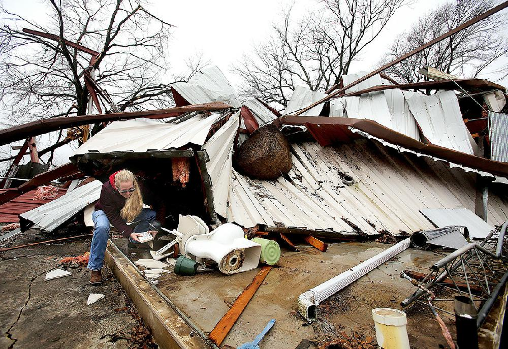 Multiple tornadoes confirmed in Arkansas over weekend; damage surveys ongoing